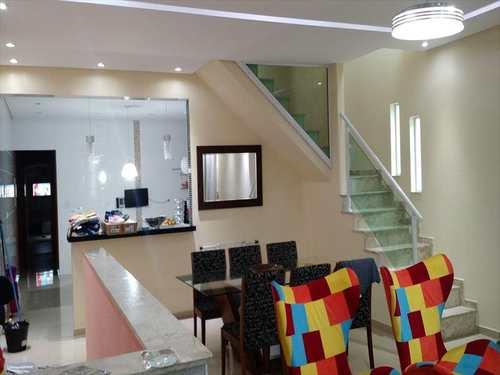 Casa, código 8667 em Santos, bairro Marapé