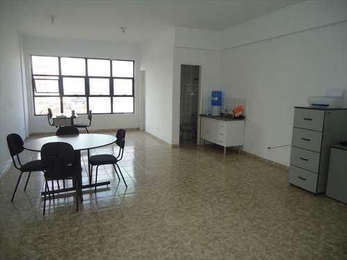 Sala Comercial, código 8658 em Santos, bairro Embaré