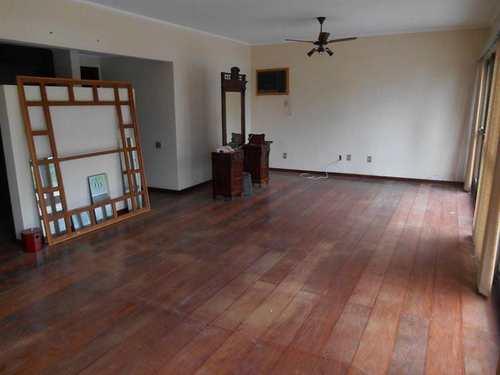 Apartamento, código 8375 em Santos, bairro Boqueirão