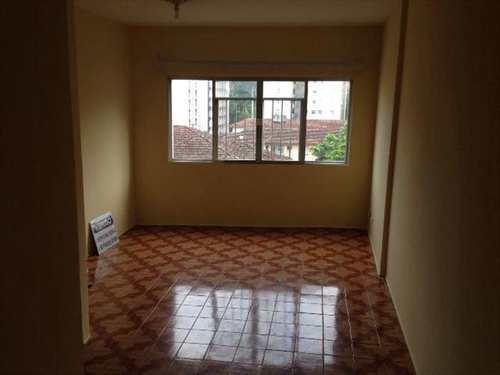 Apartamento, código 7737 em São Vicente, bairro Centro