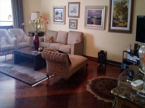 Apartamento, código 7430 em Santos, bairro Boqueirão