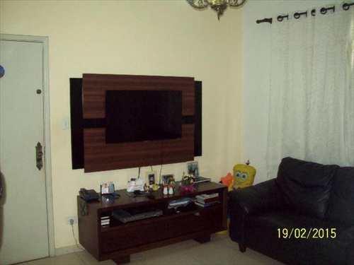 Apartamento, código 7425 em São Vicente, bairro Itararé