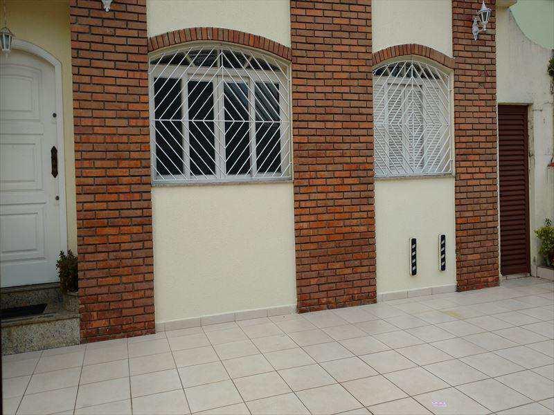 Casa em Santos, no bairro Vila Belmiro