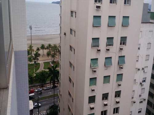 Apartamento, código 7303 em Santos, bairro Boqueirão