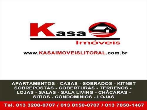 Kitnet, código 7286 em Praia Grande, bairro Canto do Forte
