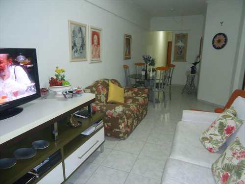 Apartamento, código 7134 em Santos, bairro Encruzilhada