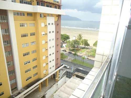 Apartamento, código 6946 em Santos, bairro Gonzaga