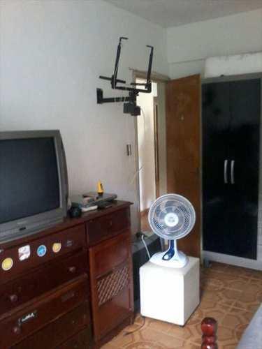 Apartamento, código 6906 em Santos, bairro Saboó