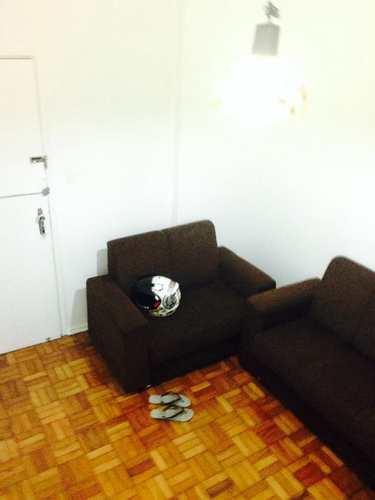 Sala Living, código 6679 em São Vicente, bairro Centro