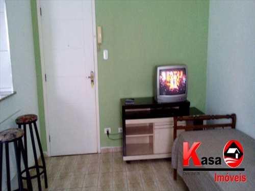 Kitnet, código 6473 em São Vicente, bairro Itararé