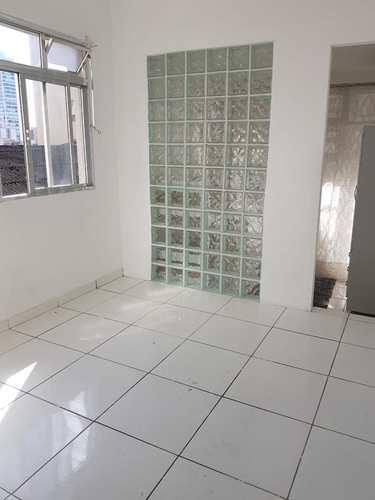 Apartamento, código 6411 em Santos, bairro Boqueirão