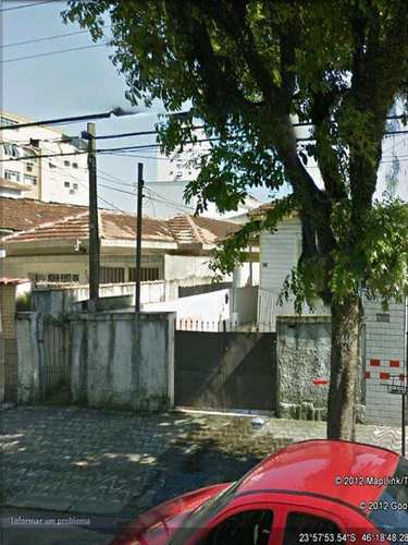 Terreno, código 6096 em Santos, bairro Embaré