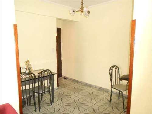 Apartamento, código 6080 em Santos, bairro Saboó
