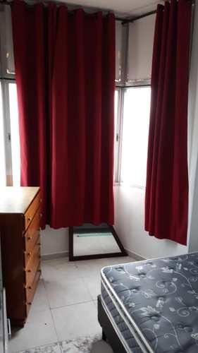 Apartamento, código 5572 em Santos, bairro Boqueirão