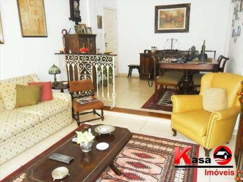 Apartamento, código 5434 em Santos, bairro Gonzaga