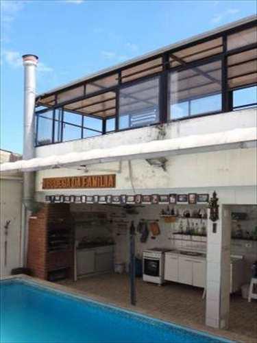 Casa, código 5483 em Santos, bairro Estuário