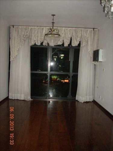 Apartamento, código 4998 em Santos, bairro Gonzaga
