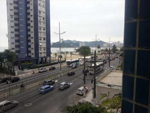 Apartamento, código 4357 em Santos, bairro José Menino