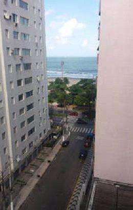 Apartamento, código 10678 em Santos, bairro Boqueirão
