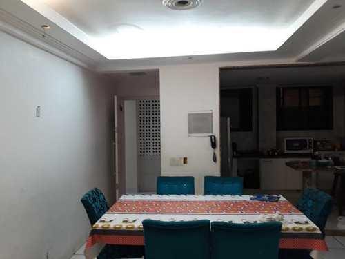 Apartamento, código 10704 em Santos, bairro Aparecida
