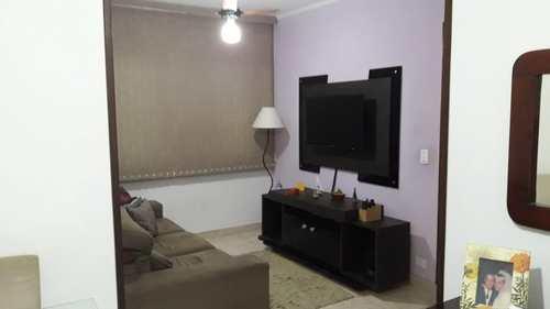 Apartamento, código 10812 em Santos, bairro Saboó
