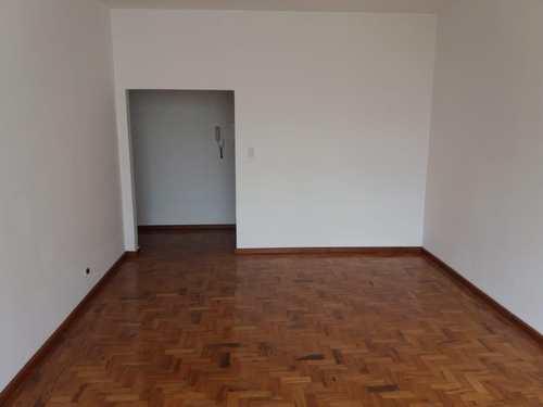 Apartamento, código 10822 em Santos, bairro Boqueirão