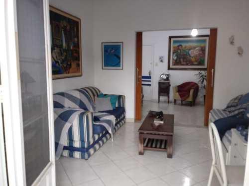 Apartamento, código 10870 em Santos, bairro Embaré