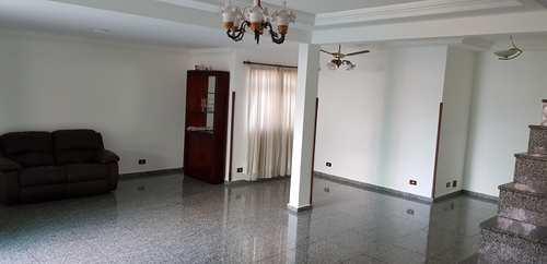 Casa, código 10939 em Santos, bairro Gonzaga