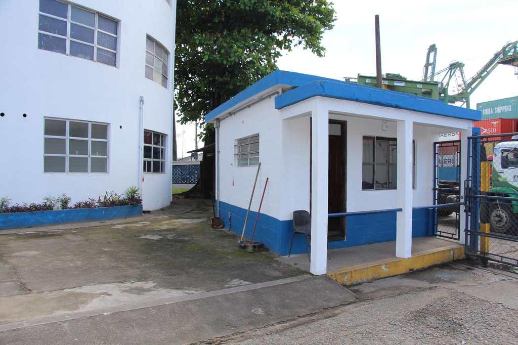 Galpão em Santos, bairro Estuário