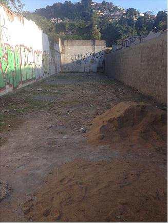 Terreno em Santos, no bairro Centro