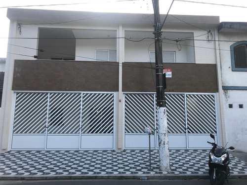 Casa, código 11115 em São Vicente, bairro Vila Valença