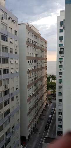 Apartamento, código 11416 em Santos, bairro Boqueirão