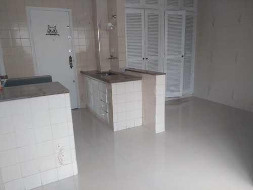 Apartamento, código 11470 em Santos, bairro Gonzaga