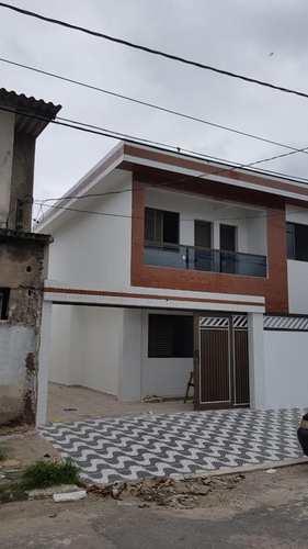 Casa, código 11638 em São Vicente, bairro Vila Mateo Bei