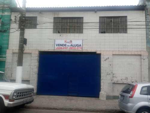 Galpão, código 11657 em Santos, bairro Centro