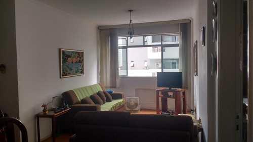 Apartamento, código 11668 em Santos, bairro Gonzaga