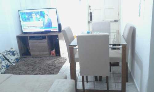 Apartamento, código 11780 em Santos, bairro José Menino