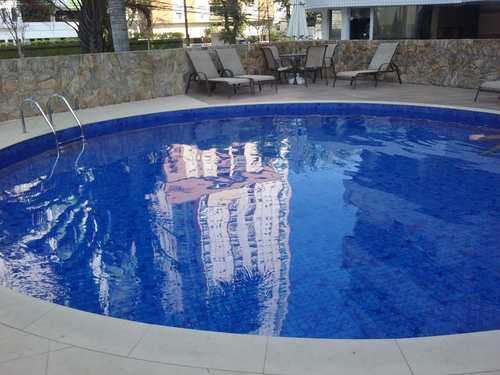 Apartamento, código 11855 em Santos, bairro Boqueirão