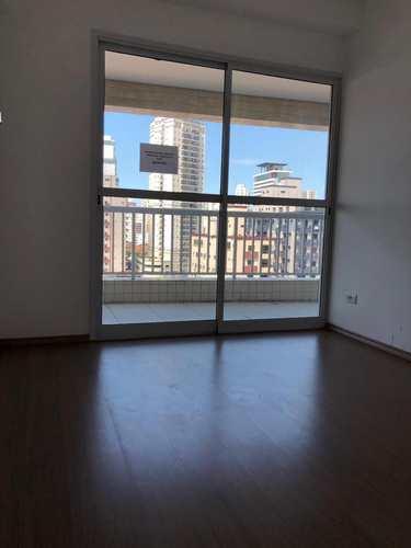 Apartamento, código 11877 em Santos, bairro Encruzilhada
