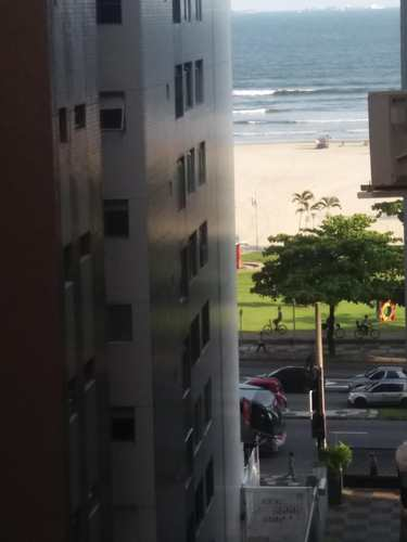 Kitnet, código 11898 em Santos, bairro José Menino