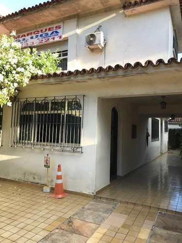 Casa Comercial, código 11971 em Santos, bairro Gonzaga