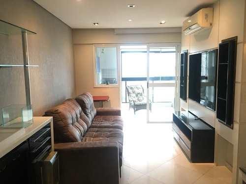 Apartamento, código 12026 em Santos, bairro Gonzaga