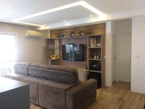 Apartamento, código 12064 em Santos, bairro Pompéia