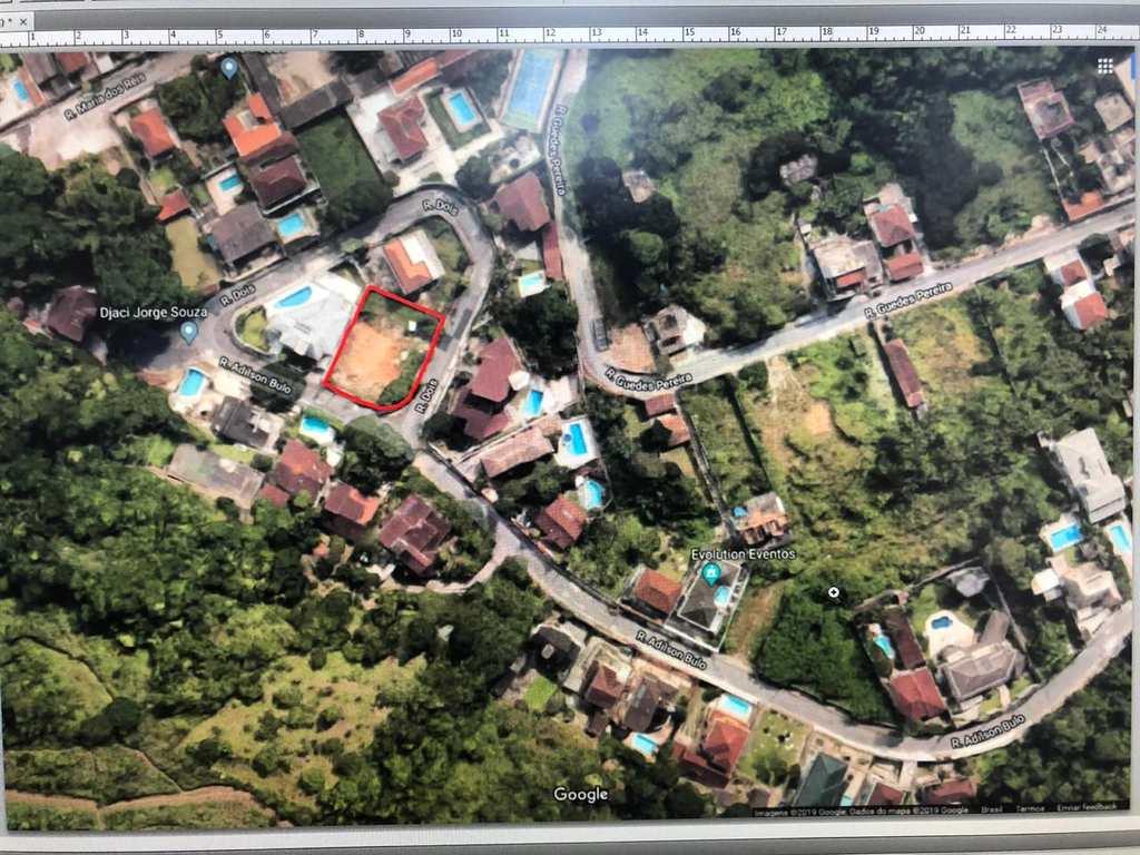 Terreno em Santos, no bairro Morro Nova Cintra