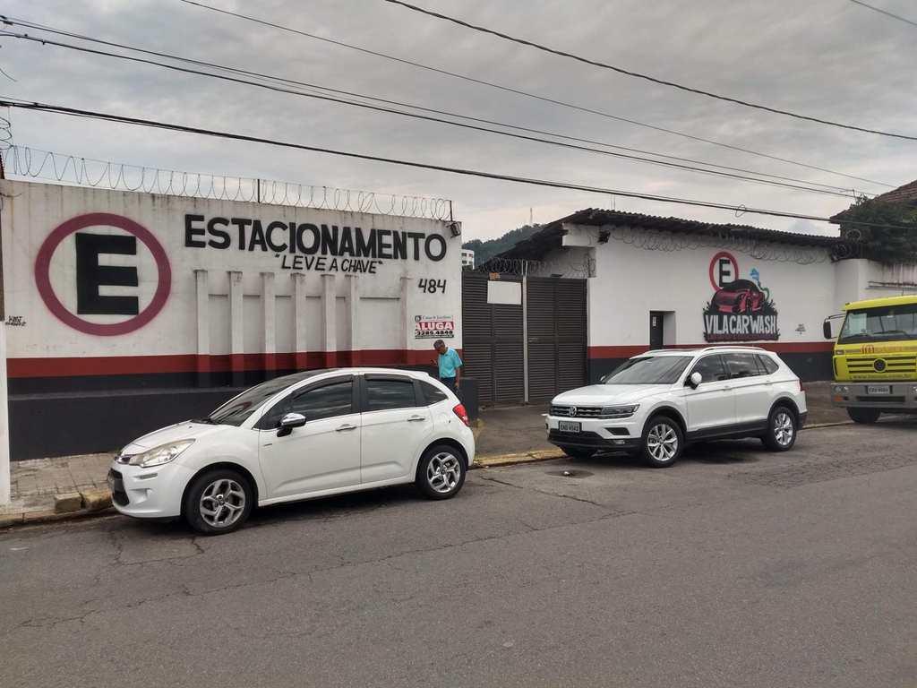 Terreno Comercial em Santos, no bairro Vila Mathias