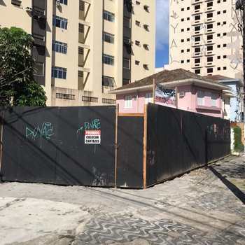 Terreno em Santos, bairro Ponta da Praia