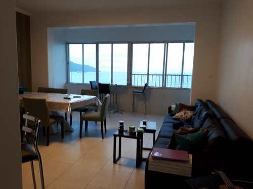 Apartamento, código 12370 em Santos, bairro Gonzaga