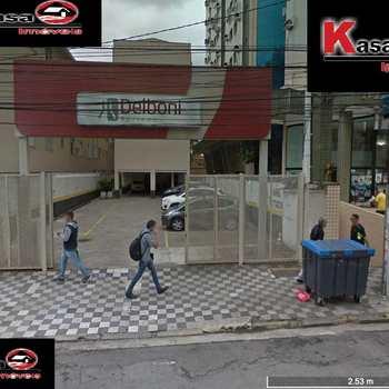 Prédio em Santos, bairro Vila Mathias