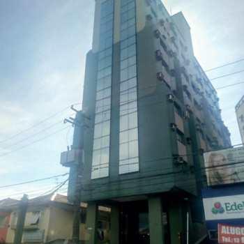 Sala Comercial em Santos, bairro Macuco