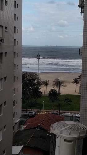 Kitnet, código 12546 em Santos, bairro Gonzaga